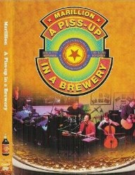 A Piss-up In A Brewery by Marillion