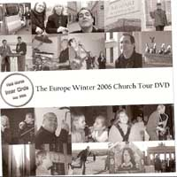 IC 07:  06-05 - The Europe Winter 2006 Church Tour DVD