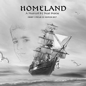 IC 13:  07-03 - Homeland (A Musical)