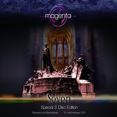 Seven (Limited Edition-CD and DVD) by Magenta