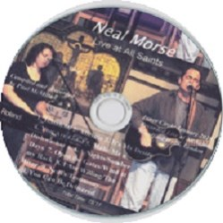 IC 30: 10-01 Live at All Saints by Neal Morse (Inner Circle)