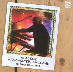 Front Row Club Issue 02 (The Academy, Manchester, England, 18 November 1999