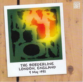Front Row Club Issue 04 (The Borderline Club, London, England, 9 May 1992) by Marillion