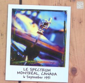 Front Row Club Issue 08 (Le Spectrum, Montreal, Canada, 6 September 1997) by Marillion