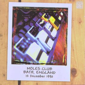 Front Row Club Issue 10 (Moles Club, Bath, 12 December 1990)