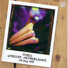 Front Row Club Issue 22 (Tivoli, Utrecht, Netherlands, 29 May 1997)