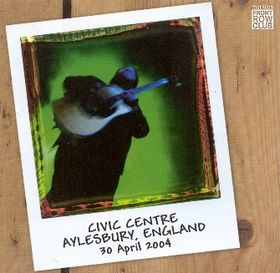 Front Row Club Issue 23 (Civic Centre, Aylesbury, England, 30 April 2004)
