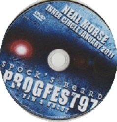 IC 36: 11-01 Spock's Beard at Progfest '97 Raw and Uncut