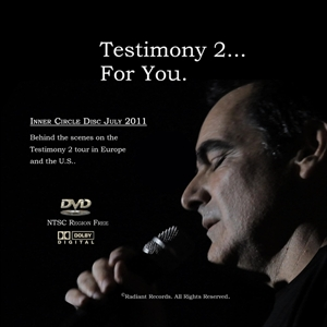 IC 39: 11-07 Testimony 2 For You by Neal Morse (Inner Circle)