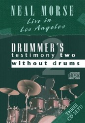Testimony 2 - Live in Los Angeles (Without Drums)