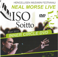 IC 46: 12-09 Neal Morse Live ISO Soitto