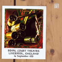 Front Row Club Issue 39 (Royal Court Theatre Liverpool, England, 16 september 1991)