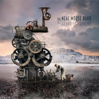 The Grand Experiment (as The Neal Morse Band) by Neal Morse (The Neal Morse Band)