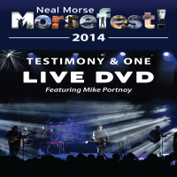 Morsefest! 2014 - Testimony and One Live [DVD]