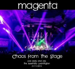 Chaos from The Stage [DVD+CD]