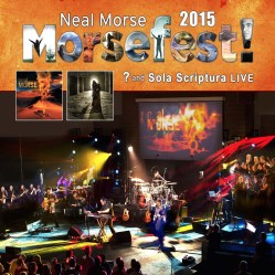 Morsefest! 2015 - ? and Sola Scriptura Live [Blu-Ray]