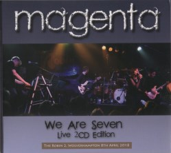 We Are Seven Live 2CD Edition