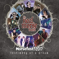 Morsefest! 2017 - The Testimony Of A Dream