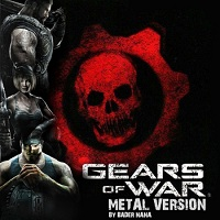 Gears if War Metal Version