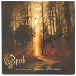 Selections From Ghost Reveries