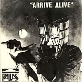 Arrive Alive / Stranger (on the Edge of Time)