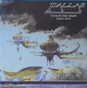 Eyes In The Night (Arrive Alive) by Pallas