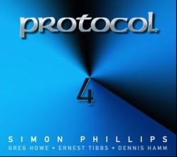 Protocol 4 by Simon Phillips