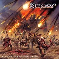 Rain of a Thousand Flames by Rhapsody Of Fire