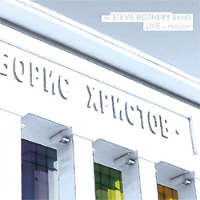 Steve Rothery Band Live in Plovdiv [CD+DVD] by Steve Rothery Band (SRB)