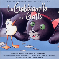 La Gabbianella E Il Gatto (Original Motion Picture Soundtrack) by David Rhodes (The David Rhodes Band)