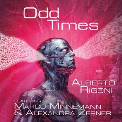 Odd Times (featuring Marco Minnnemann and Alexandra Zerner) by Alberto Rigoni