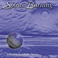 Reflections in a Radio Shower by Spirits Burning
