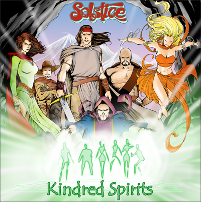 Kindred Spirits [CD+DVD]
