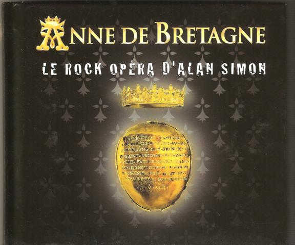 Anne de Bretagne by Alan Simon
