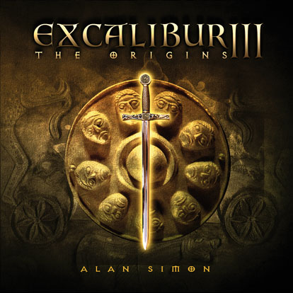Excalibur III: The Origins by Alan Simon