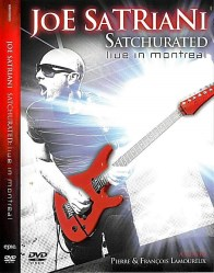 Satchurated Live In Montreal [DVD]