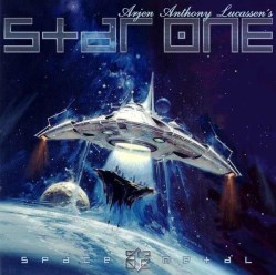 Space Metal (with Bonus CD) by Star One (Arjen Anthony Lucassen's)
