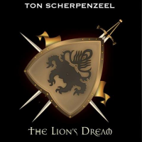 The Lion's Dream by Ton Scherpenzeel