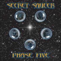 Phase Five by Secret Saucer