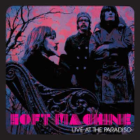 Live at the Paradiso by Soft Machine