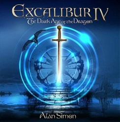 Excalibur IV - The Dark Age of the Dragon by Alan Simon