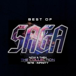 Best Of Saga (Now & Then - The Collection - 1978 - Infinity)