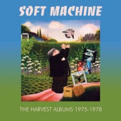 The Harvest Albums 1975-1978