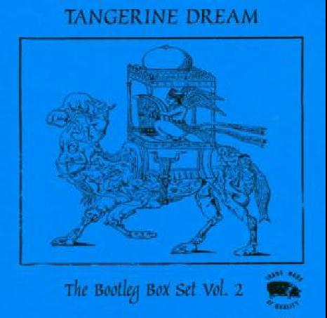 The Bootleg Box Set Vol II by Tangerine Dream
