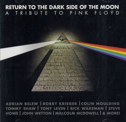 Return To The Dark Side Of The Moon by Tributes: Pink Floyd