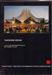 Live At The Tempodrom Berlin by Tangerine Dream
