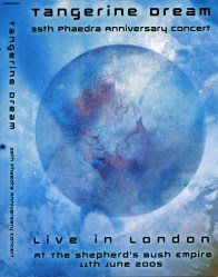 35th Phaedra Anniversary Concert - Live In London by Tangerine Dream