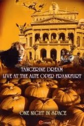 One Night In Space - Live At The Alte Oper Frankfurt by Tangerine Dream