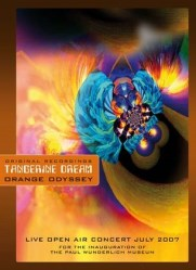 Orange Odyssey - The Eberswalde Concert by Tangerine Dream