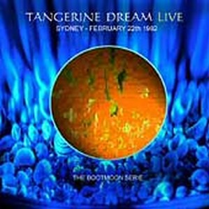 Sydney - February 22nd 1982 by Tangerine Dream